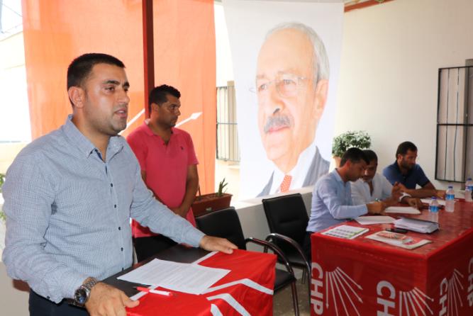 Kozay: Büyükşehir'i CHP'li yapıp Karataş'ı ayağa kaldıracağız