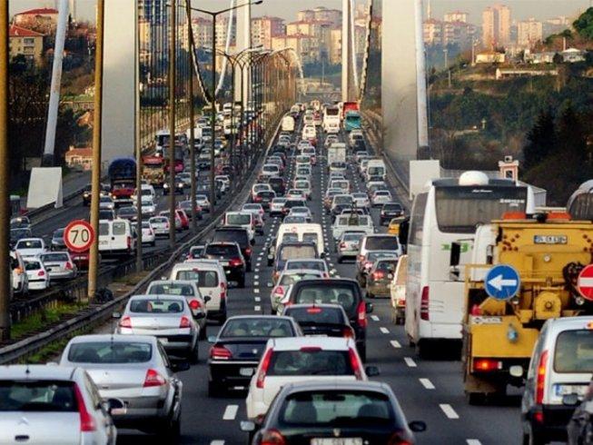 Kudüs mitingi nedeniyle İstanbul'da bazı yollar trafiğe kapatılacak