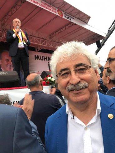Mehmet Tüm'den Muharrem İnce ve CHP'ye destek çağrısı