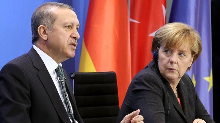 Merkel, Erdoğan için verilecek yemek davetine katılmayacak
