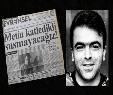 Gazeteci Metin Göktepe ile ilgili görsel sonucu