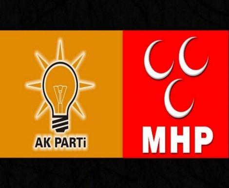 MHP ve AKP arasında görüşmeleri yürütecek isimler belli oldu