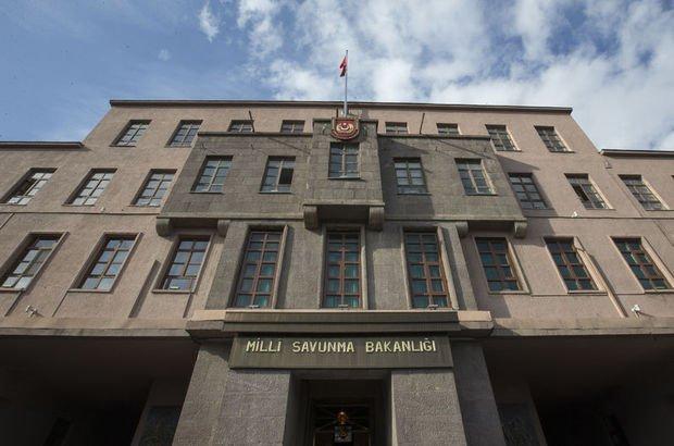 Milli Savunma Bakanlığı: Netanyahu'nun Türk Ordusu aleyhindeki gerçek dışı iftiralarını reddediyoruz