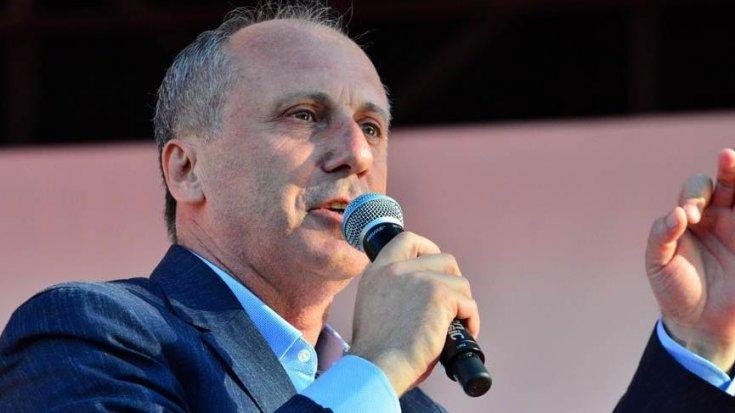 Muharrem İnce: Demirel'in ve Özal'ın yaptığı köprüden gelen para hazineye, Erdoğan'ın yaptığı köprüden gelen para ise uluslararası şirketlere gidiyor