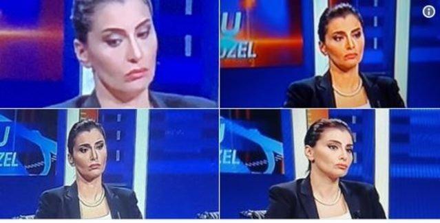 Muharrem İnce'nin katıldığı canlı yayında Hande Fırat'ın tavırları sosyal medyaya damga vurdu