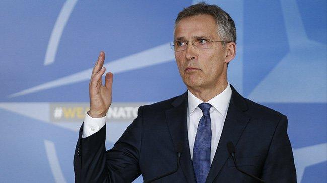 NATO Genel Sekreteri: Operasyon Rusya, Esad ve İran'a açık mesajdı, Türkiye'nin desteği memnuniyet verici