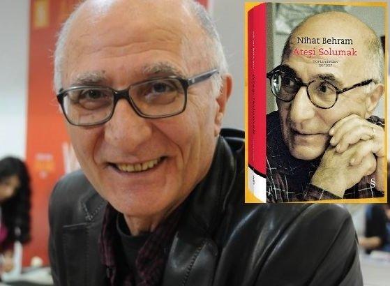 Nihat Behram'ın ''Ateşi Solumak'' kitabı çıktı