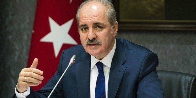 Numan Kurtulmuş: AK Parti içinde bir '6'lar hareketi' olmadı