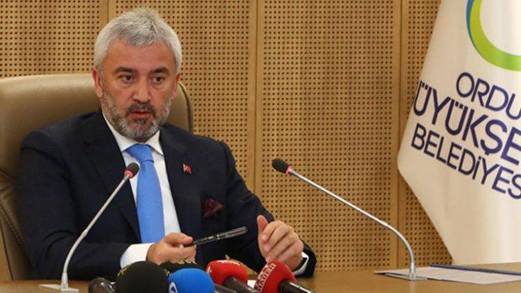 'Ordu Belediye Başkanı Enver Yılmaz'ın istifası istendi' iddiası