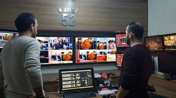 Ordu'da yolsuzluk haberi yapan TV kanalı kapatıldı