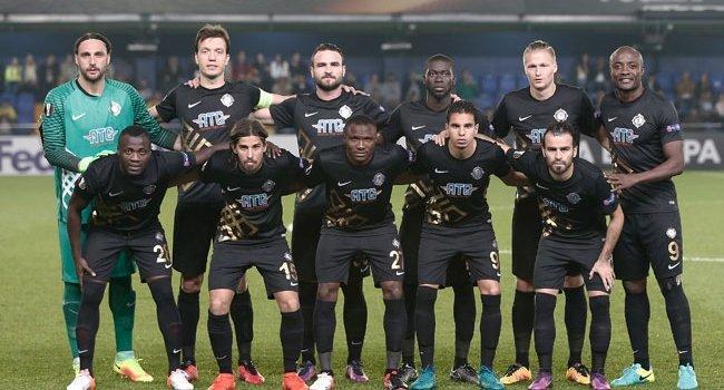 Osmanlıspor, Süper Lig'den düşen son takım oldu