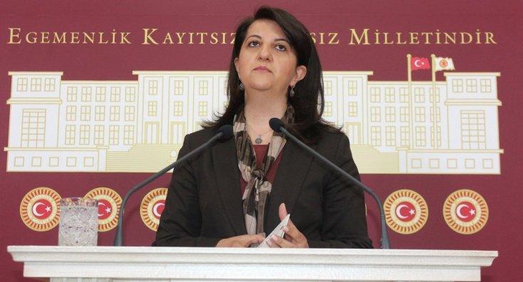 Pervin Buldan'dan 'AKP-HDP ittifakı' iddiasına yanıt: Şimdiden şu olur, bu olur diyemem