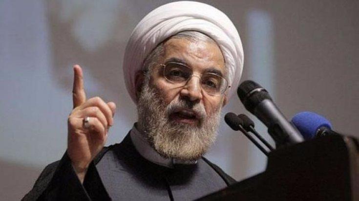 Ruhani'den ABD'ye: Başarısız oldunuz