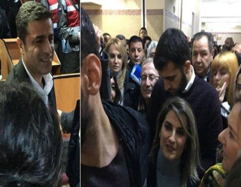 Selahattin Demirtaş 434 gün sonra ilk kez hakim karşısında