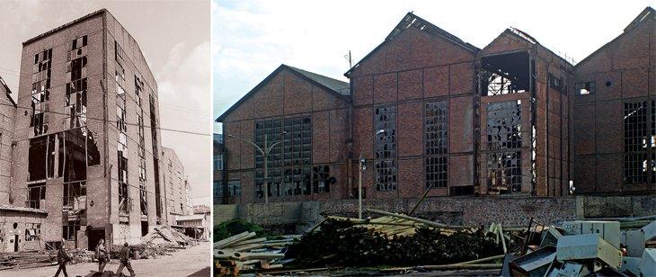 Tarihi elektrik fabrikasının satışı Meclis'e taşındı