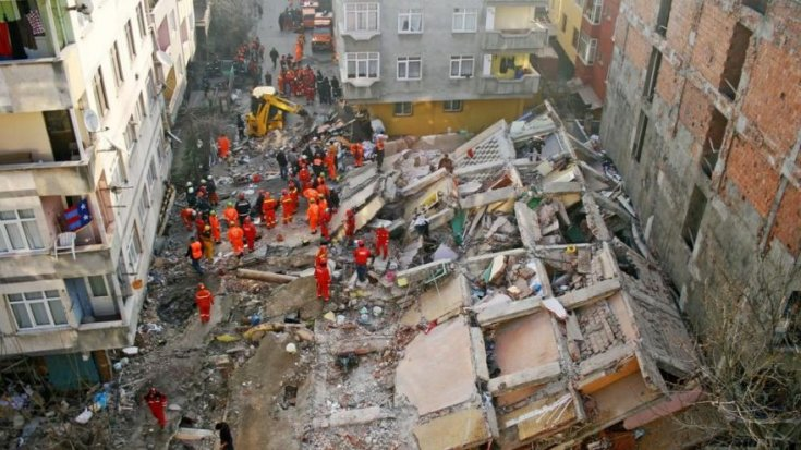 TMMOB'dan korkutan Marmara depremi raporu: İmar affı felakete zemin hazırlayacak