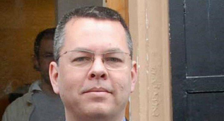 Trump'ın Erdoğan'dan istediği Papaz Brunson hakim karşısına çıkıyor