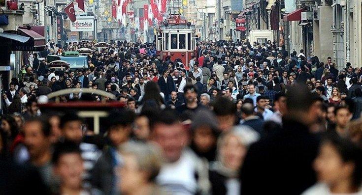 TÜİK araştırması: Türkiye'nin yüzde 58'i halinden memnun... Geleceklerinden umutlu olanların oranı yüzde 73.4