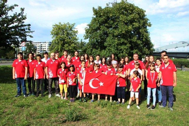Türkiye Satranç Genç Milli Takımı, Avrupa Okullar Satranç Şampiyonası'ndan 9 madalya ile döndü