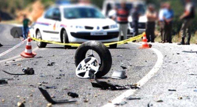 Türkiye'de son 10 yılda trafik kazalarında 50 bin 766 kişi hayatını kaybetti