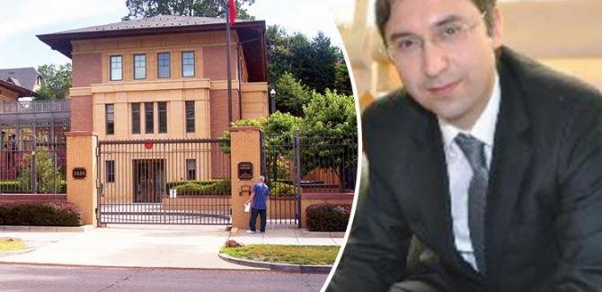 Washington Büyükelçiliği'nde FETÖ'cü diplomat operasyonu