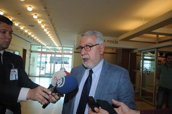 Washington Büyükelçisi İstanbul'a geldi