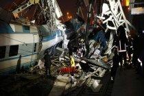 Ankara'da Yüksek Hızlı Tren kazası: 9 kişi hayatını kaybetti, 47 kişi yaralı