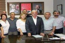 CHP eski Milletvekili İbrahim Özdiş, aday adaylığı başvurusunu yaptı