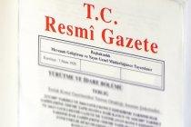 Cumhurbaşkanı Erdoğan'ın yeni atama kararları resmi gazetede yayımlandı