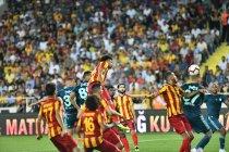 Evkur Yeni Malatyaspor, Fenerbahçe'yi 1-0 yendi