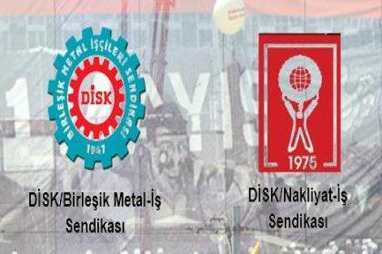 Birleşik Metal-İş ve Nakliyat-İş 1 Mayıs gündemiyle toplanıyor