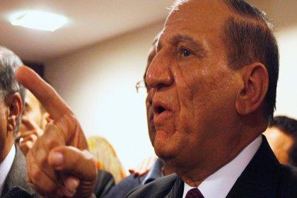 Sisi'ye rakip çıkan eski general gözaltına alındı