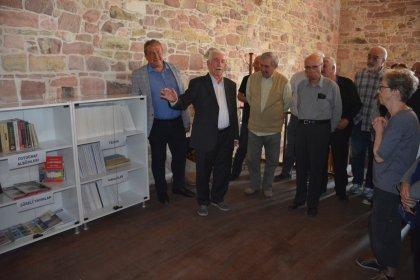 Türkiye'nin ilk ve en büyük ihtisas kütüphanesi Dikili'de açıldı
