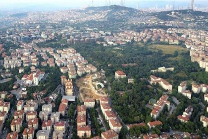 1. derece sit alanı olan Validebağ Korusu 'millet bahçesi' oluyor
