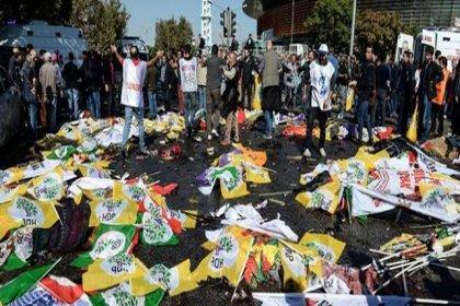 10 Ekim Gar katliamı haberlerine ilişkin dava düştü