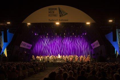 14. Bodrum Müzik Festivali, muhteşem bir opera gala konseriyle başladı