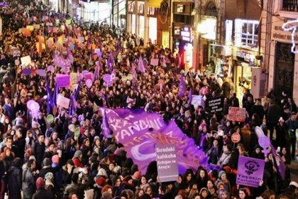 152 kadın örgütünden ortak bildiri: Mücadelemizden vazgeçmeyeceğiz!