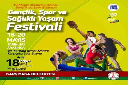 19 Mayıs coşkusu festivalle taçlanacak