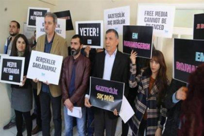 '2017'de 187 gazeteci gözaltına alındı, 58'i tutuklandı'