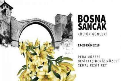 3. Bosna Sancak Kültür Günleri 13-28 Ekim tarihleri arasında İstanbul'da düzenlenecek