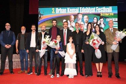 3. Orhan Kemal Edebiyat Festivali sona erdi