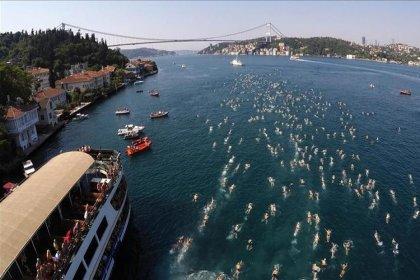 30'uncu Samsung Boğaziçi Kıtalararası Yüzme Yarışı heyecanı