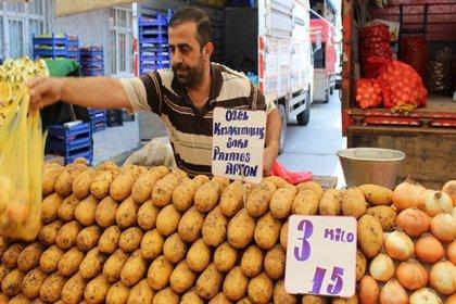 '35 yıllık pazarcıyım ilk defa buzhaneden patates geldiğini gördüm'