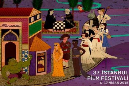 37. İstanbul Film Festivali'nin afişi belli oldu