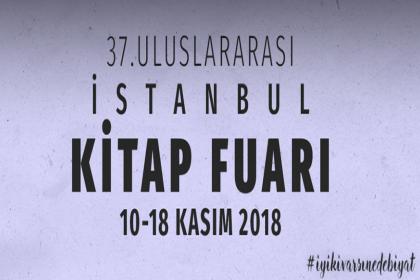 37. Uluslararası İstanbul Kitap Fuarı'nın onur yazarı ve teması belli oldu