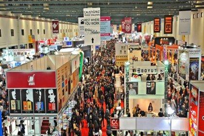 37. Uluslararası İstanbul Kitap Fuarı'nın programı belli oldu