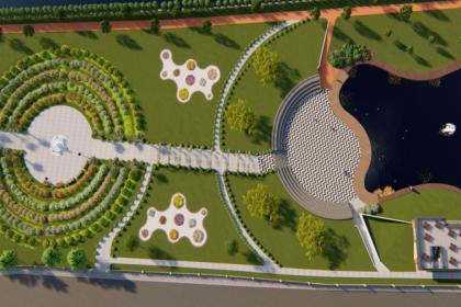 44 dönümlük Cumhuriyet Parkı 29 Ekim'de Maltepe'de açılıyor