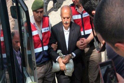 50.000 lira kefaletle tahliye edilen eski vali Harput'a ev hapsi