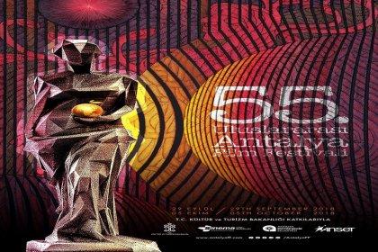 55. Uluslararası Antalya Film Festivali'nin afişleri belli oldu