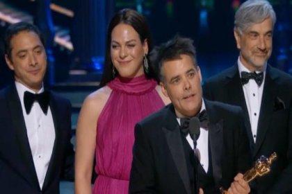 90'ıncı Oscar ödülleri verildi